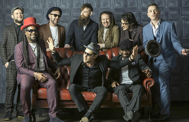 Featured bands – The Dualers